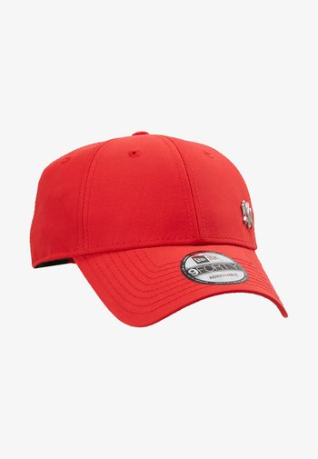 FORTY FLAWLESS LOGO - Cap - red