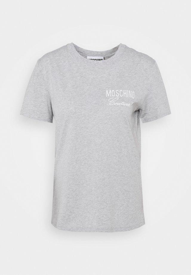 T-shirt imprimé - fantasy print grey