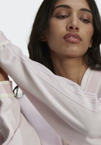 adidas Originals - TENNIS LUXE CARDIGAN ORIGINALS - Chaqueta de punto - pearl amethyst - 3