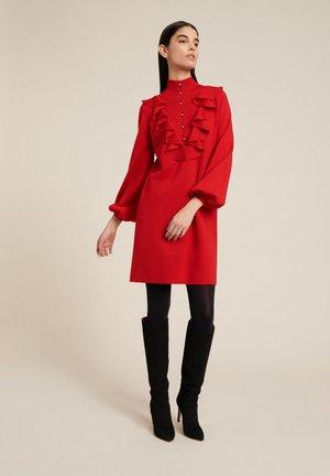 Jumper dress - rosso