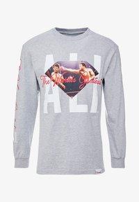 Diamond Supply Co. - ALI SIGN LONG SLEEVE TEE - Long sleeved top - grey - 3