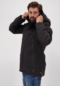 alife & kickin - Winter jacket - moonless - 3
