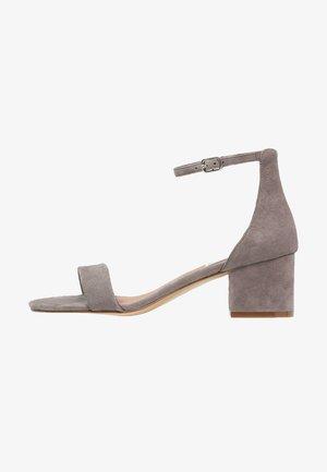 IRENEE - Sandały - grey