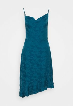 SLEEPY - Cocktail dress / Party dress - esylvestre duck blue