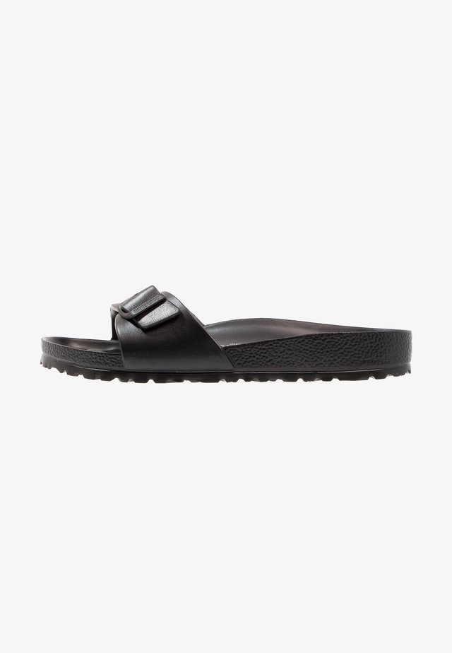 MADRID - Pool slides - black