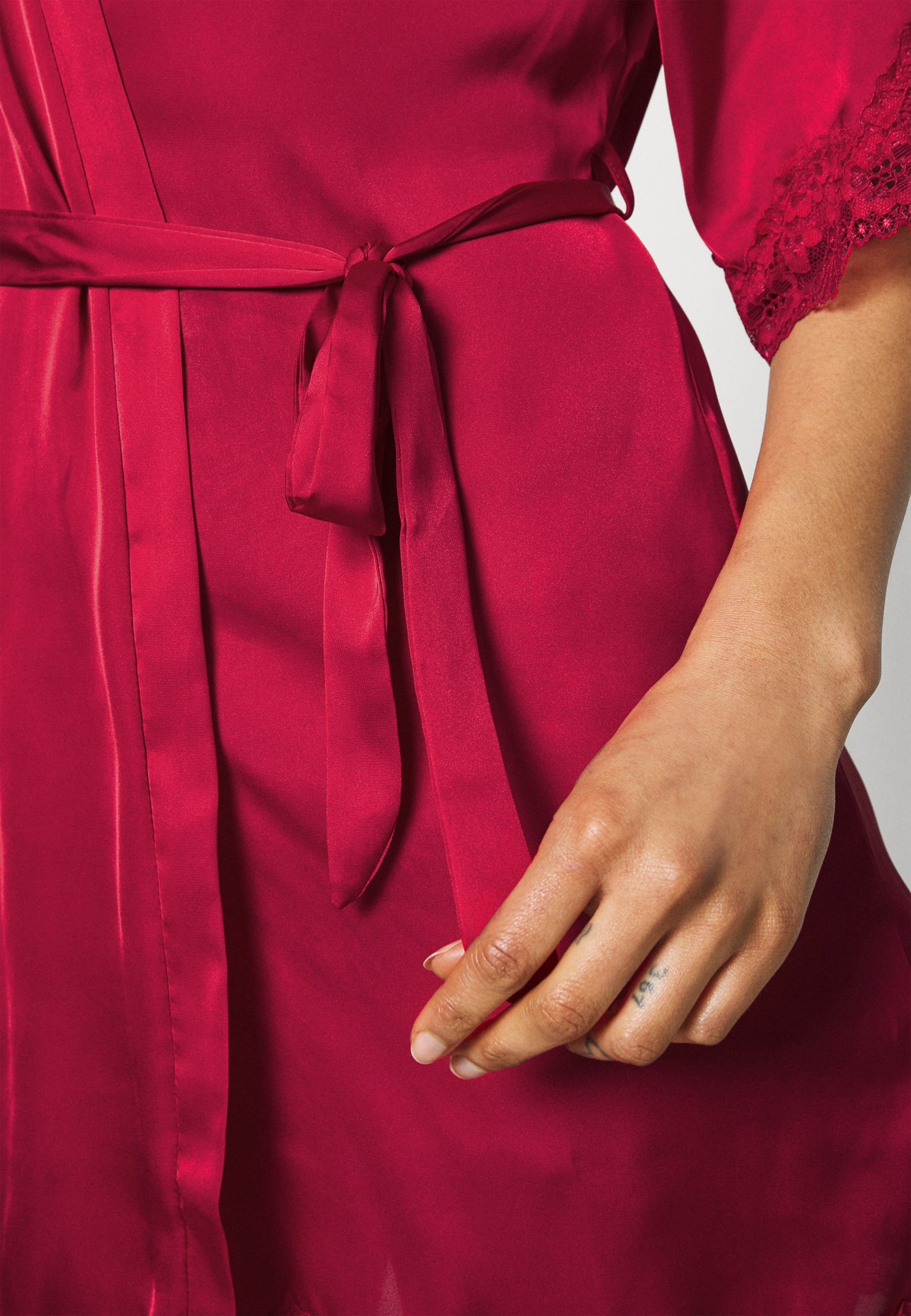 Damen Ariana dressing gown gift set - Bademantel
