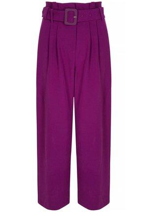 Trousers - edelsteinviolett