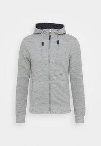 HUGO - Sweatjacke - light grey