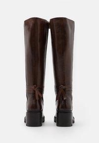 Zign - Boots - dark brown - 3