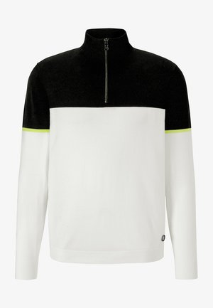 HORUS - Jumper - off-white/schwarz