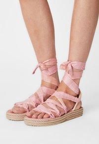 Copenhagen Shoes - POWER - Sandals - rose - 0