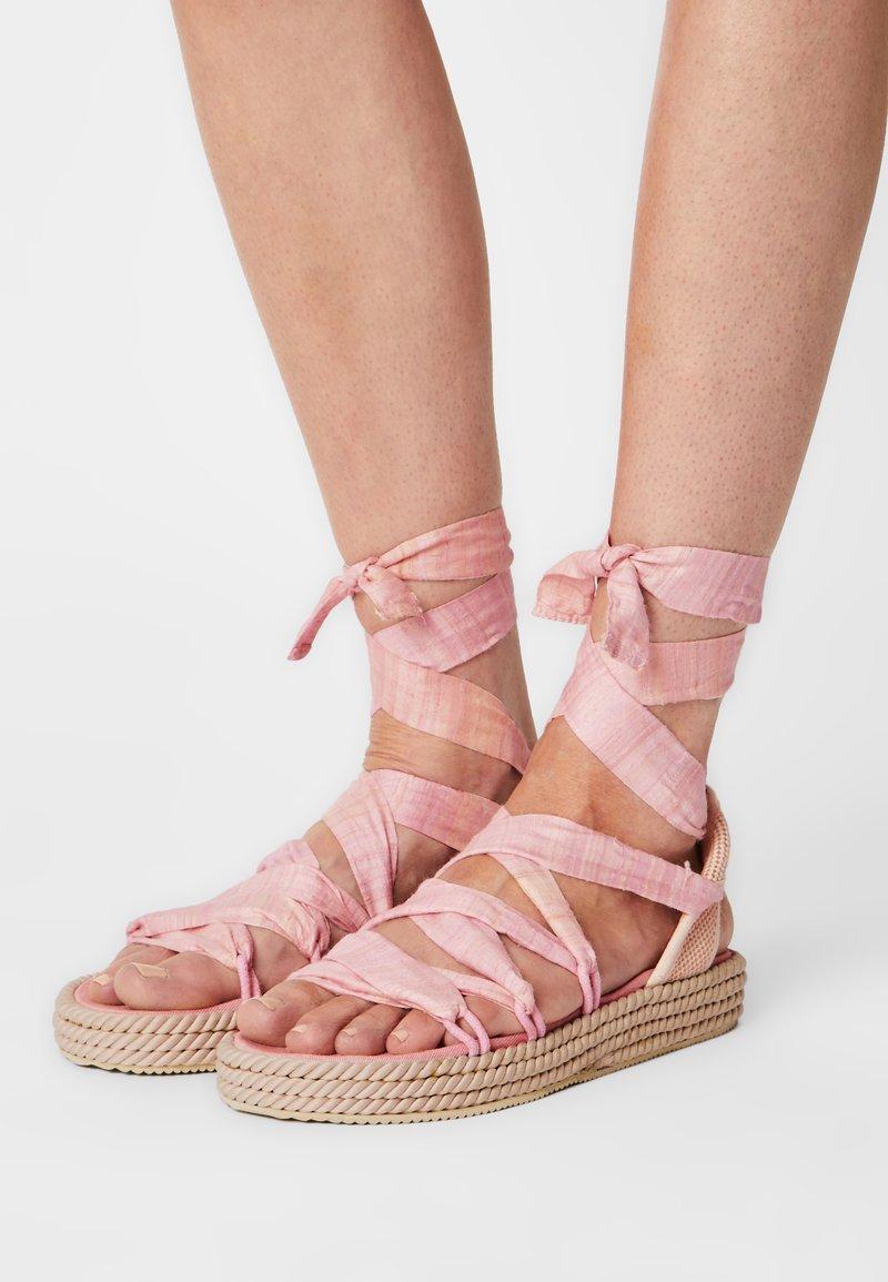 Copenhagen Shoes - POWER - Sandals - rose