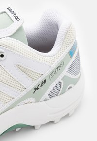 Salomon - XA PRO 1 UNISEX - Baskets basses - white/vanilla ice/aqua gray - 5
