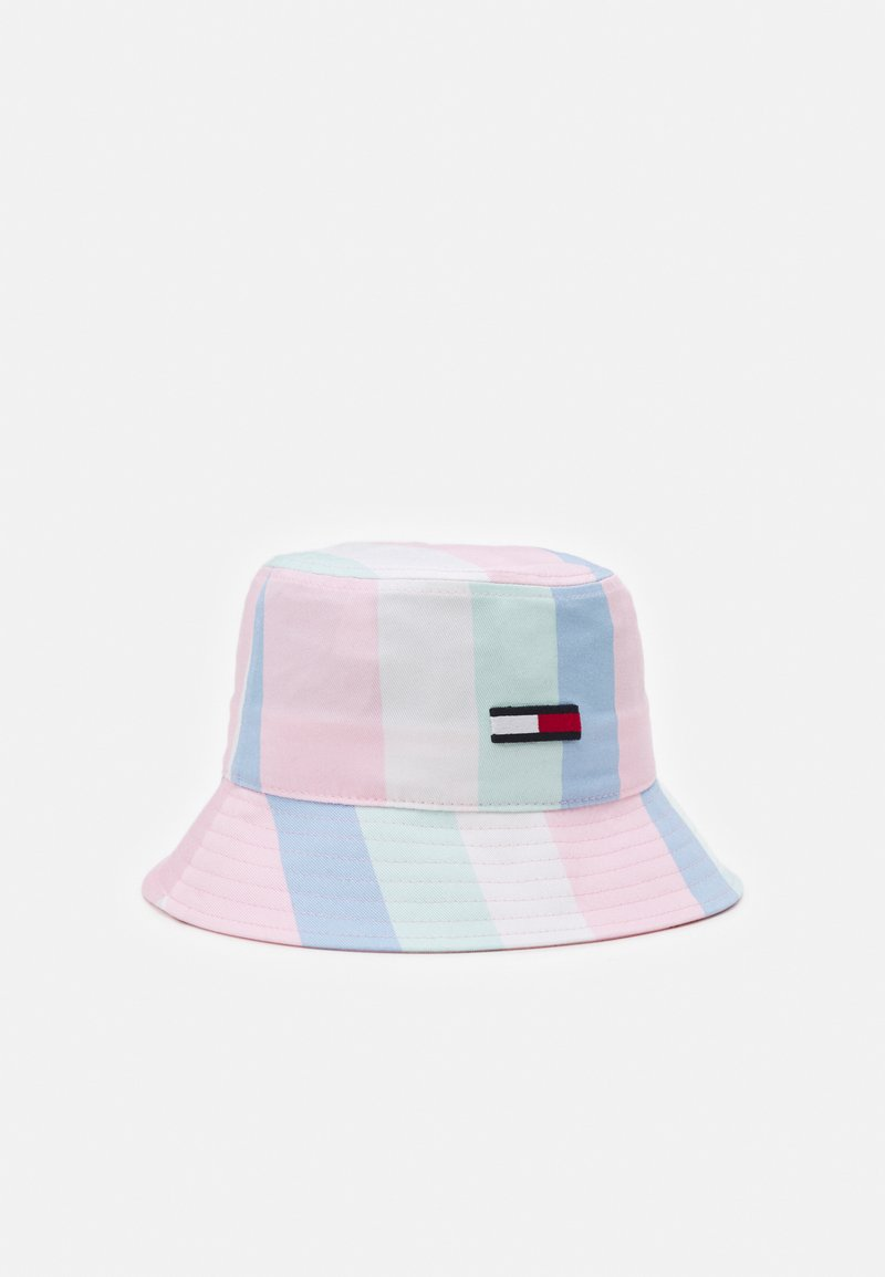 Tommy Jeans - PASTEL BUCKET HAT - Hoed - romantic pink