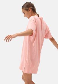 Vans - Jersey dress - coral almond - 1