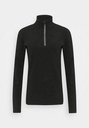 MISMA WOMEN - Fleece jumper - black