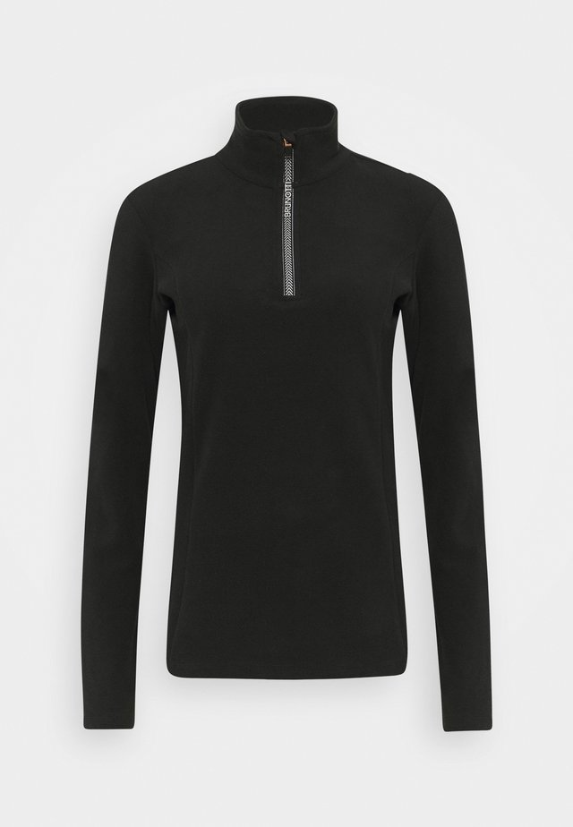 MISMA WOMEN - Sweat polaire - black