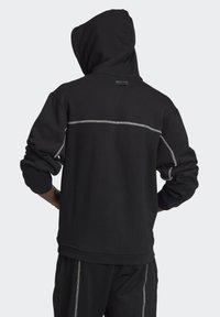 adidas Originals - HOODIE - Hoodie - black - 1
