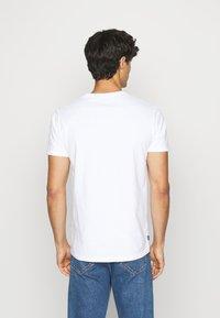 Superdry - VINTAGE TEE - T-shirt - bas - optic - 2