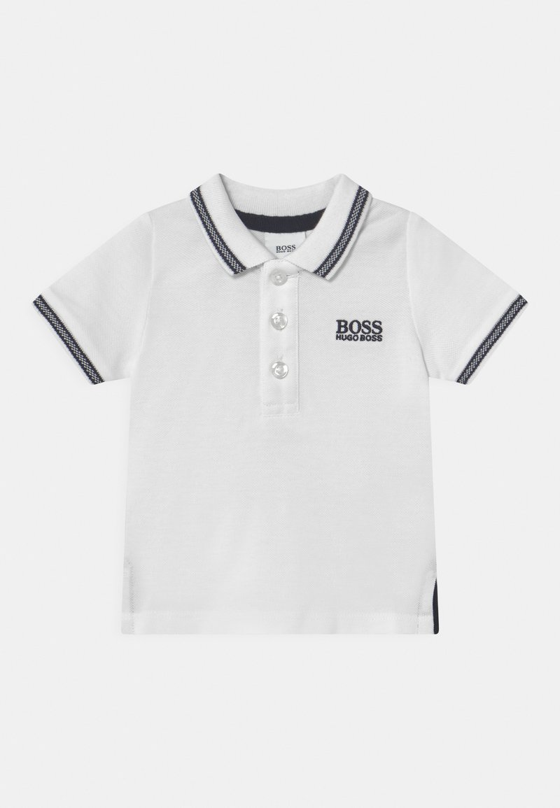 BOSS Kidswear - SHORT SLEEVE - Polo shirt - white