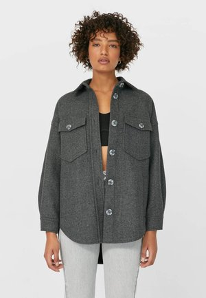 Summer jacket - dark grey
