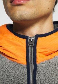Superdry - ZIP THRU HOOD - Lehká bunda - slate iron - 4
