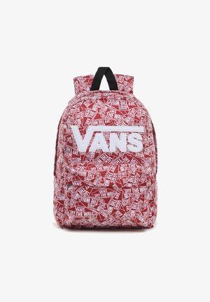 Rucksack - white-chili pepper