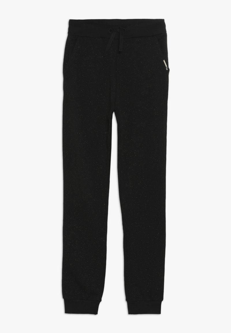 Guess - JUNIOR ACTIVE BOTTOM - Pantalones deportivos - jet black