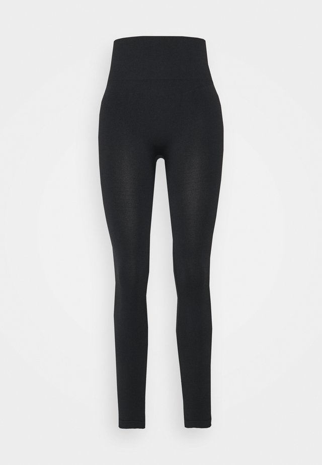 FLEX LEGGING SEAMLESS - Legging - black
