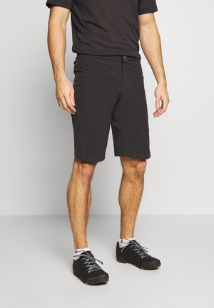 DIRT ROAMER BIKE SHORTS - kurze Sporthose - black