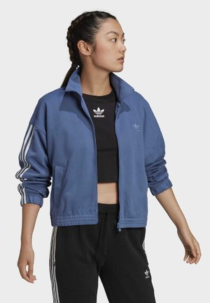 TREFOIL - Training jacket - blue
