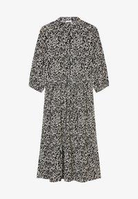 Marc O'Polo DENIM - DRESS - Shirt dress - multi/black - 0