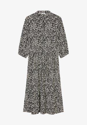 DRESS - Sukienka koszulowa - multi/black