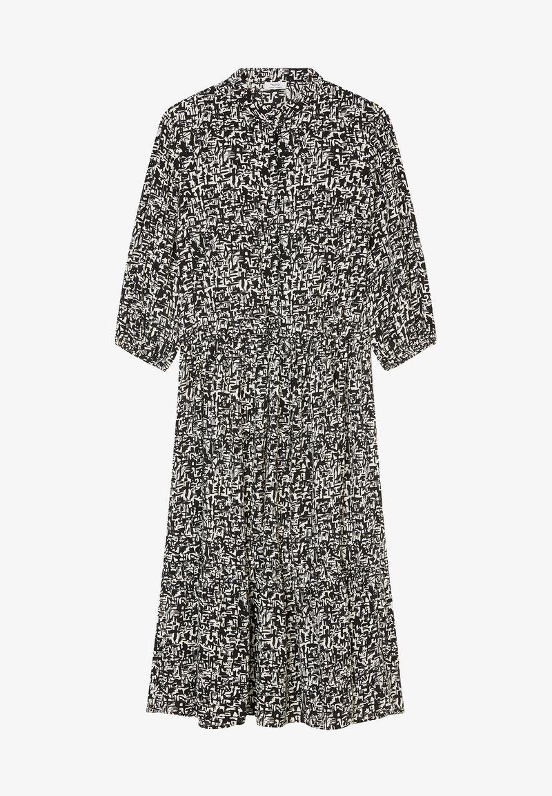 Marc O'Polo DENIM - DRESS - Shirt dress - multi/black