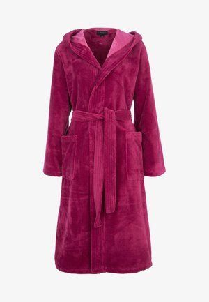 LAGO - Dressing gown - beere