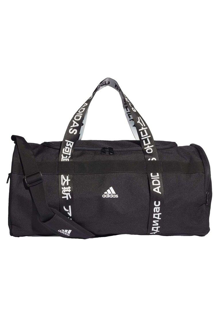 Adidas Performance 4athlts Duffel Bag Medium - Urheilukassi Black