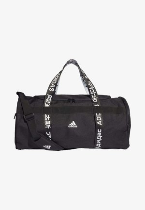 4ATHLTS DUFFEL BAG MEDIUM - Borsa per lo sport - black