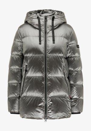GLÄNZENDE JAVA - Down jacket - iron