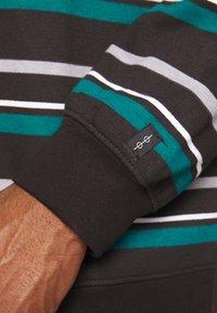 Common Kollectiv - GOLF CREW NECK - Sweatshirt - black - 5