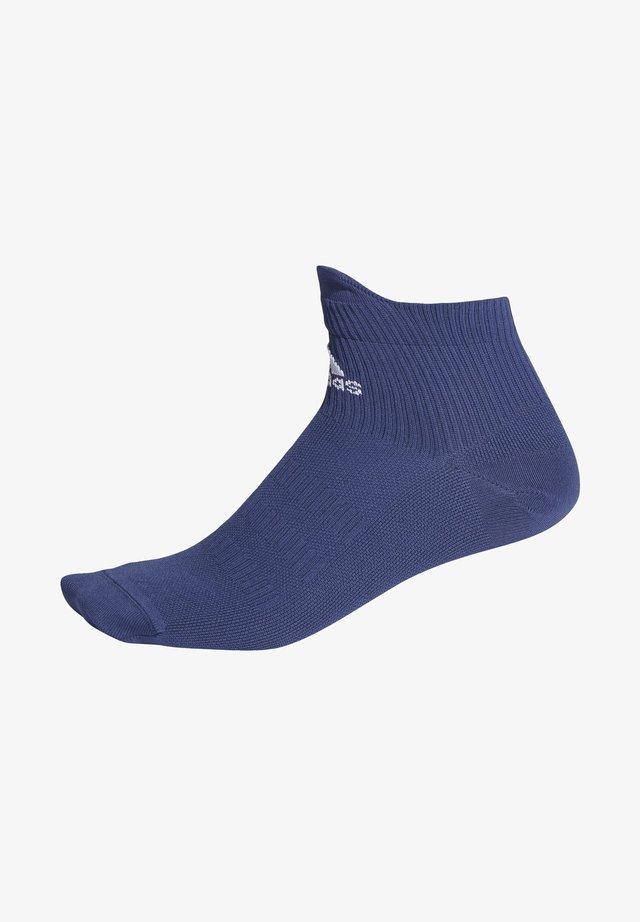 ALPHASKIN - Sports socks - blue