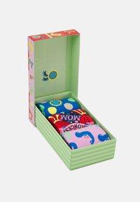 Happy Socks - MOTHERS DAY SOCKS GIFT UNISEX 3 PACK  - Socks - multi-coloured - 2
