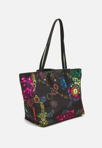 Versace Jeans Couture - PRINTED ROCK STUDS - Tote bag - nero - 2