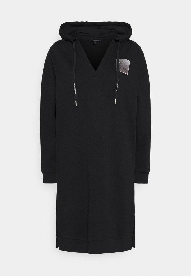VESTITO - Denní šaty - black