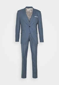 Selected Homme - SLHSLIM HOUND  SUIT SET - Traje - ashley blue - 12