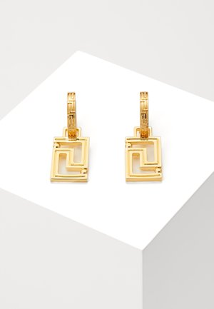 ORECCHINI - Earrings - oro caldo