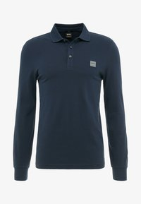 BOSS - Polo shirt - dark blue