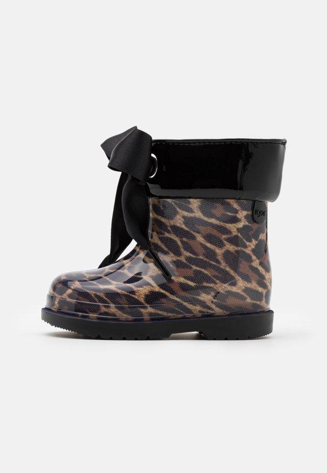 BIMBI LEO - Botas de agua - black