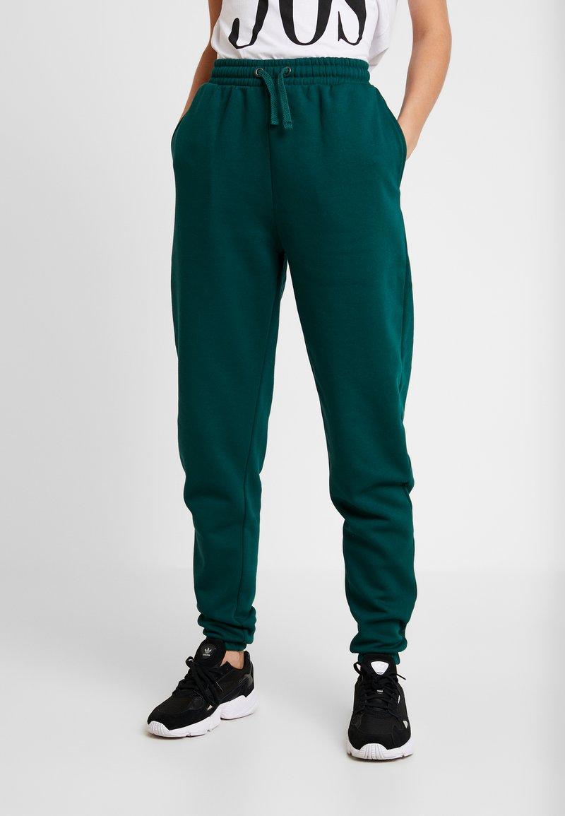 Even&Odd - Pantalones deportivos - teal