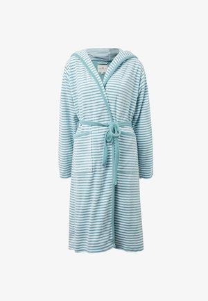 Dressing gown - aqua