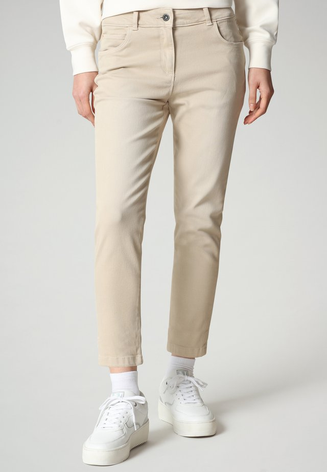 MULLEY - Jeans baggy - natural beige